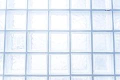 bloc en verre photographie stock