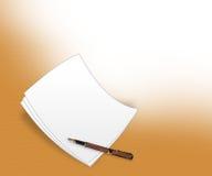 Bloc - notes Illustration de Vecteur