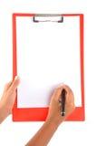 Bloc - notes Image libre de droits