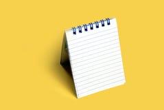 Bloc-notes photo stock