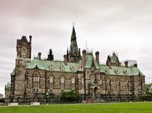Bloc occidental canadien Photographie stock libre de droits