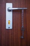 Blocage de trappe Image stock