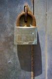 Blocage rouillé Photographie stock libre de droits