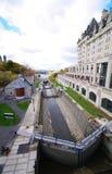 Blocages d'Ottawa Photos libres de droits