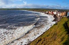 Bloccaggio della natura in ad ovest dell'Irlanda Fotografia Stock Libera da Diritti