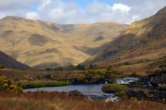 Bloccaggio della natura in ad ovest dell'Irlanda Fotografie Stock Libere da Diritti