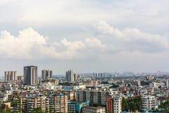 Blocchetti cinesi dell'alloggiamento Immagini Stock Libere da Diritti
