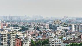 Blocchetti cinesi dell'alloggiamento Immagini Stock