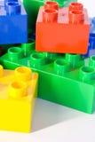 Blocchetti del cubo Fotografia Stock Libera da Diritti