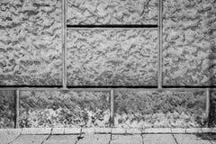 Blocchetti dell'arenaria con pavimentazione 2 Fotografie Stock