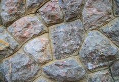 Blocchetti della parete di pietre per il modello ed il fondo fotografie stock