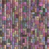 Blocchetti della pietra Fotografia Stock