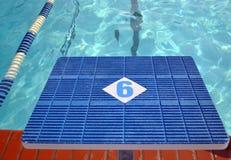 Blocchetto del dispositivo d'avviamento di immersione subacquea fotografia stock libera da diritti