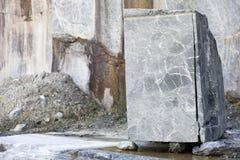 Blocchetto del granito Fotografia Stock Libera da Diritti