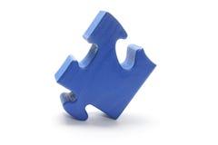 Blocchetto di puzzle del puzzle fotografia stock libera da diritti