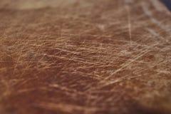 Blocchetto di spezzettamento di legno su fondo bianco Fotografia Stock Libera da Diritti