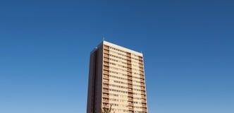 Blocchetto di torre con lo spazio della copia Immagine Stock Libera da Diritti