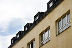 Blocchetto di torre residenziale Fotografia Stock