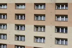 Blocchetto di torre residenziale Immagini Stock