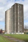 Blocchetto di torretta, Glasgow Fotografia Stock Libera da Diritti