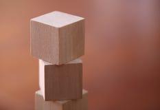 Blocchi di legno fotografia stock libera da diritti