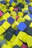 Blocchi molli Fotografia Stock