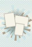 Blocchi per grafici astratti Immagine Stock