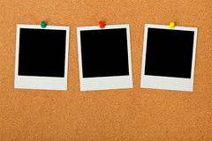 Blocchi per grafici in bianco della foto Immagini Stock