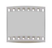 blocchi per grafici del blocco per grafici della striscia della pellicola di 35mm Immagine Stock Libera da Diritti