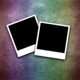 Blocchi per grafici del Polaroid Immagine Stock Libera da Diritti