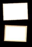 Blocchi per grafici della foto dell'annata Fotografie Stock Libere da Diritti