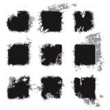 Blocchi per grafici di Grunge Immagine Stock