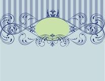 Blocchi per grafici floreali Fotografia Stock