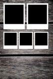 Blocchi per grafici istanti in bianco della foto Immagine Stock