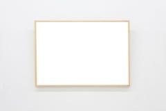 Blocchi per grafici vuoti in museo Fotografia Stock Libera da Diritti