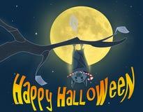Blocco di Halloween Fotografia Stock Libera da Diritti