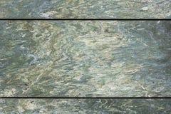 Blocco di modello di marmo con le linee orizzontali Fotografia Stock