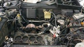 Blocco motore Fotografia Stock