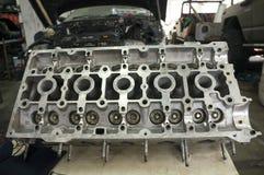 Blocco motore Immagine Stock Libera da Diritti