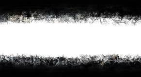 Blocco per grafici astratto dello splatter della vernice illustrazione di stock