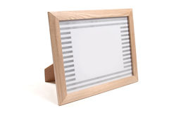 Blocco per grafici in bianco della foto fotografie stock