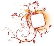 Blocco per grafici decorativo Fotografia Stock Libera da Diritti
