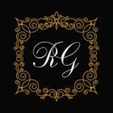 Blocco per grafici decorativo di vettore Carte dell'invito di nozze con gli elementi floreali Cartolina d'auguri nel grunge o nel illustrazione vettoriale