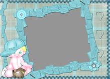 Blocco per grafici dei bambini per il ragazzo. fotografia stock libera da diritti
