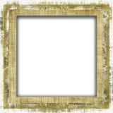 Blocco per grafici del bordo di Grunge Fotografie Stock