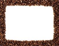 Blocco per grafici del caffè Fotografia Stock Libera da Diritti
