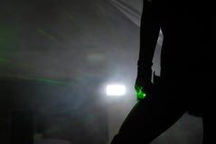 Blocco per grafici del danzatore Fotografie Stock Libere da Diritti