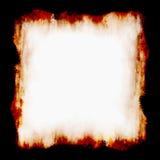 Blocco per grafici del fuoco illustrazione vettoriale