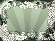 Blocco per grafici del mare Royalty Illustrazione gratis