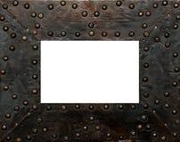 Blocco per grafici del metallo Immagine Stock